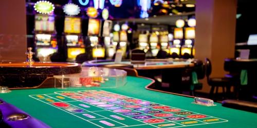 North Dakota Golf and Casinos