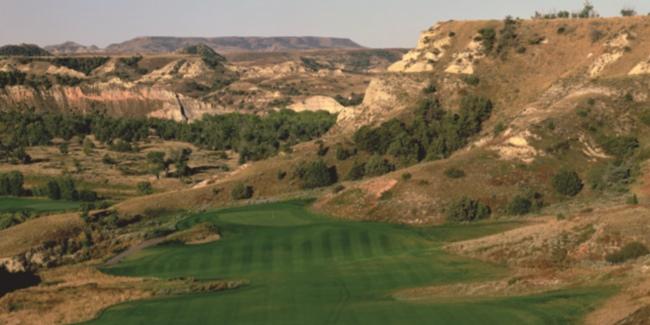 Golf in Minot North Dakota