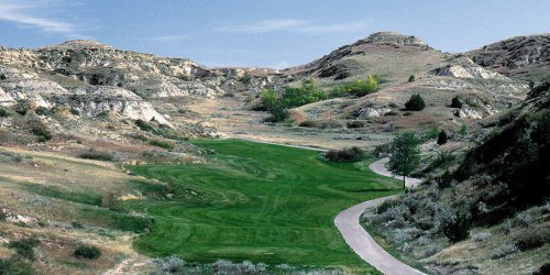 Bully Pulpit Golf Course North Dakota golf packages